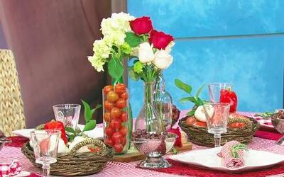 Festeja el Día de San Valentín en la comodidad de tu casa