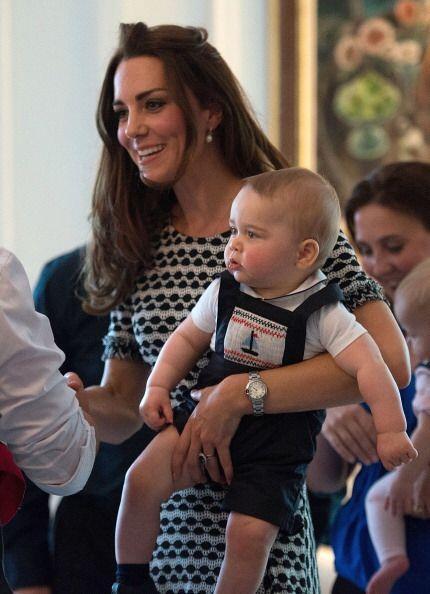 Será la primera visita oficial de los duques de Cambridge a Australia.