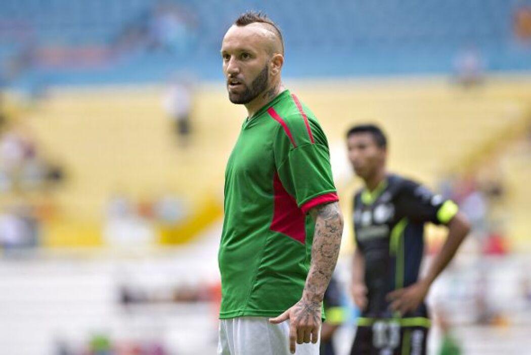 Vicente Matías Vuoso busca su tercera revancha en el fútbol mexicano con...