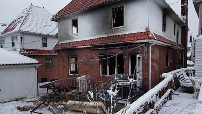 Siete niños mueren en un incendio en Brooklyn