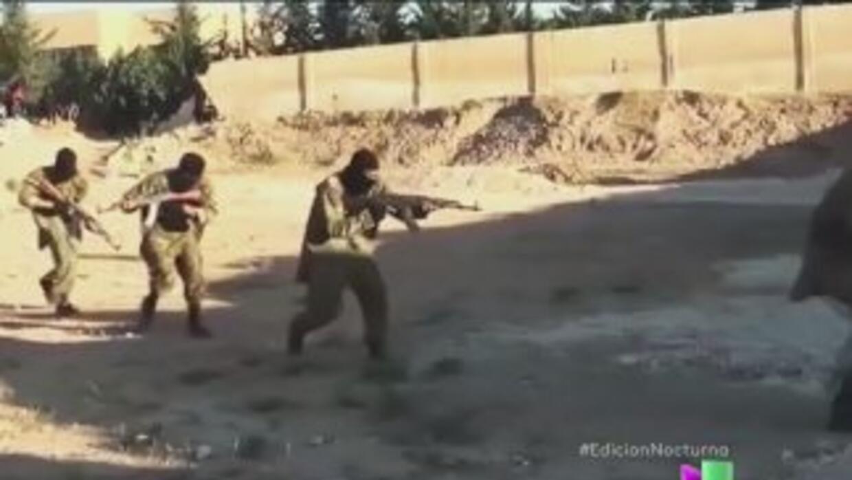 EEUU y sus aliados árabes lanzan ataques contra ISIS