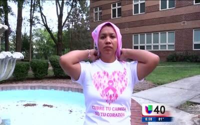 Un evento busca sensibilizar a la población sobre el cáncer de mama
