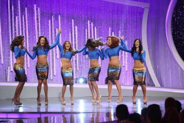 Ellas fueron las que ganaron el reto AT&T. Las chicas presentaron un ske...