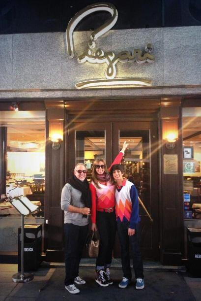 ¿Qué tal la visita de Lili a este restaurante?