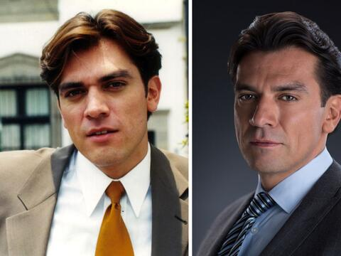 "Jorge Salinas regresará a las telenovelas con ""Pasión..."