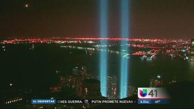 Nueva York recuerda a las víctimas de 9/11