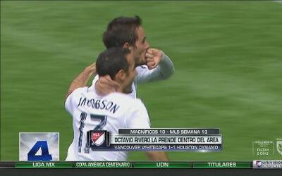 Los Magníficos 10 de la semana 13 en la MLS