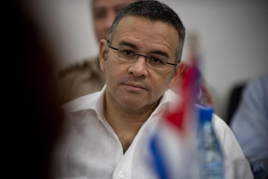 El presidente salvadoreño Mauricio Funes se sumó el martes a las voces d...