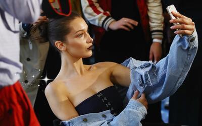 La modelo Bella Hadid sabe que la tendencia de este fin de verano es rev...