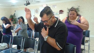 Evangélicos hispanos en Las Vegas, Nevada