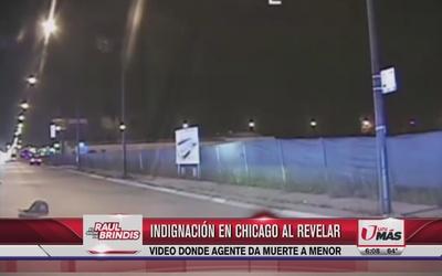 Indignación en Chicago al revelar video