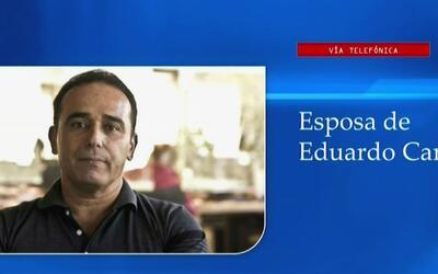 Cubanos exiliados se pronuncian contra la represión cubana en el Día int...