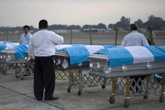 Entre las víctimas de Tamaulipas había centroamericanos de varias nacion...