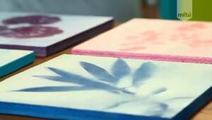 Haz tú misma los cuadros para decorar tu hogar
