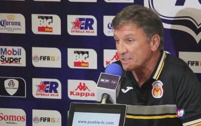 Pumpido: 'Monarcas necesitaba los puntos, por eso la intensidad del juego'