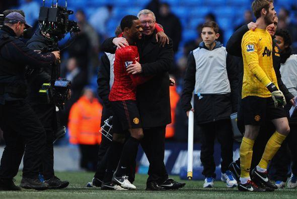 El United se reafirmó como líder de la Premier y cumplió un deseo más de...