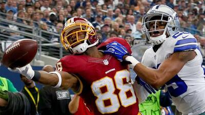 Redskins 34-23 Cowboys: Washington venció a su rival Dallas (video)