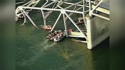 Se derrumba puente en Washington