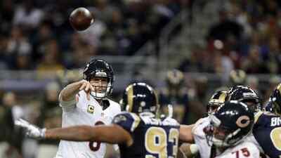 Bears 37-13 Rams: Jay Cutler se luce con 3 pases de TD en la victoria (v...