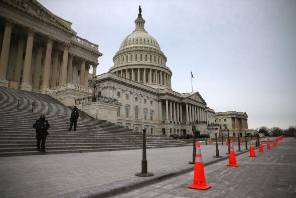 """""""Como presidente, mi compromiso es hacer que Washington funcione me..."""