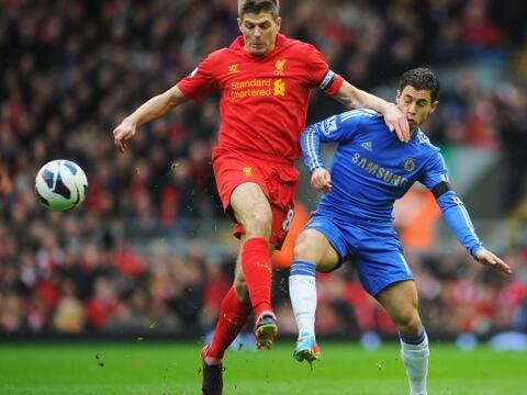 La jornada dominical de la fecha 24 de la Liga Premier inglesa tuvo un p...