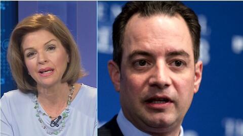Helen Aguirre Ferré: Reince Priebus ayudó al éxito del Partido Republica...