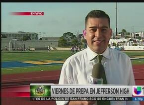 Viernes de Prepa: Preparatoria Jefferson en Daly City