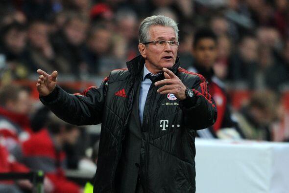 Es de esperar que el entrenador Jupp Heynckes repita el equipo que arras...