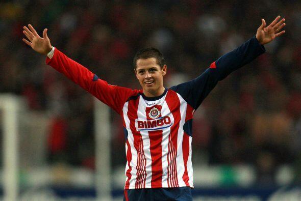 Desde los tiempos en que Javier 'Chicharito' Hernández jugaba con la pla...