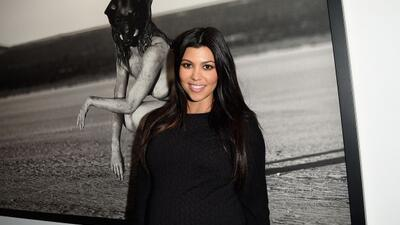 Kourtney Kardashian sigue sintiendo muchas náuseas.