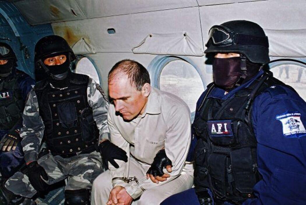 Guillén los reclutó como brazo armado de su organización criminal para l...