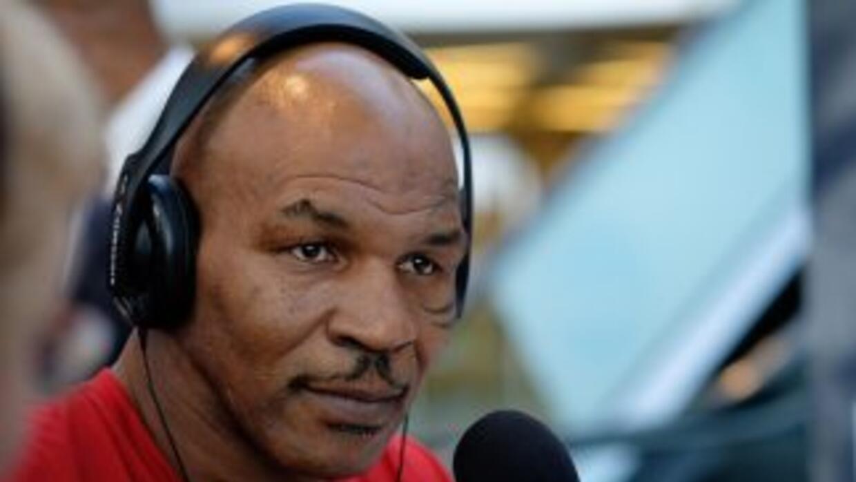 Mike Tyson confesó haber sido violado.