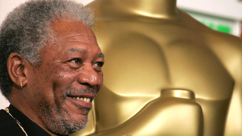 Morgan Freeman The 77th Annual Academy Awards