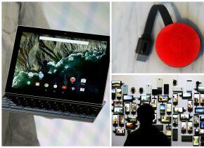 Google presentó este martes su nueva tableta, un rediseño de Chromecast...