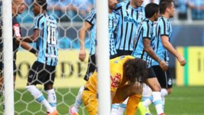 El equipo de Porto Alegre también fue multado con 50 mil reales.