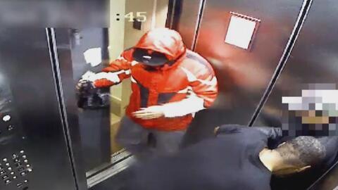 Arrestan a uno de los presuntos responsables de robar a un repartidor de...