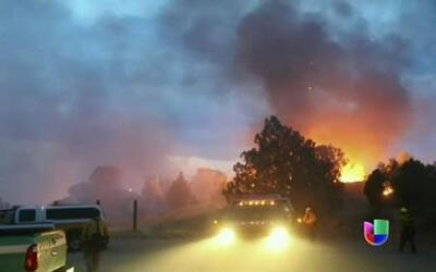 Diecinueve bomberos murieron en Arizona tratando de apagar un violento i...