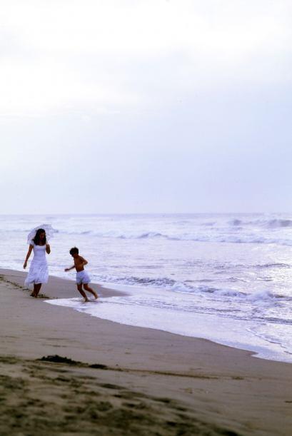 El Niño Que Vino Del Mar