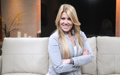 María Marín confesó que nunca perdió la fe durante su lucha contra el cá...