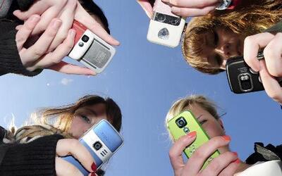 ¿El problemático tu uso del celular?