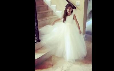 En video: William Levy comparte una tierna cita con su hija