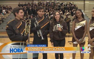 Líderes del futuro: Kennedy High School