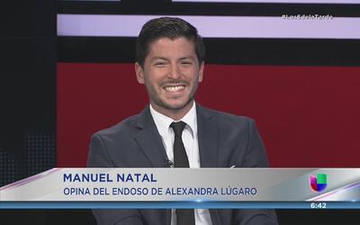 """Manuel Natal: """"El pueblo puertorriqueño necesita que se discutan más ide..."""