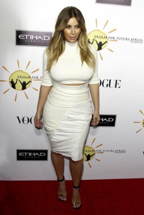 Looks super 'hot' de Kim. Mira aquí los videos más chismosos.