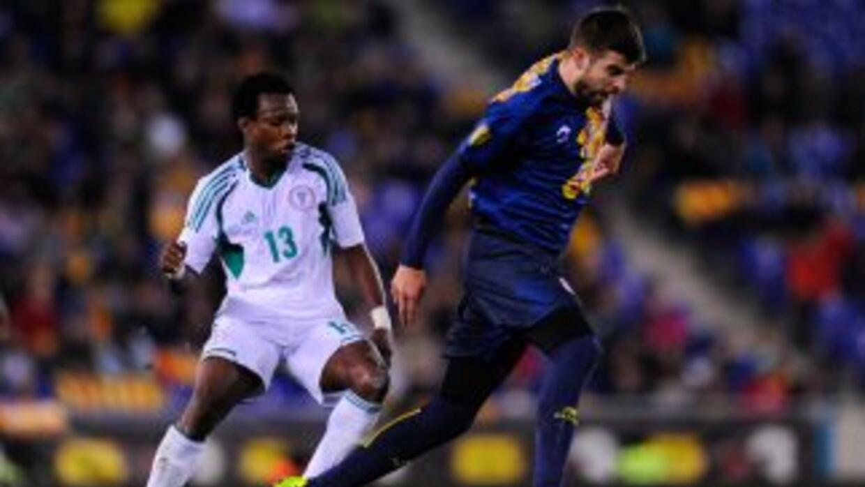 Los catalanes se fueron arriba en el marcador con un penalti tempranero,...