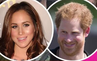 Meghan Markle viaja a Londres para visitar al príncipe Harry
