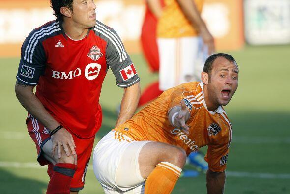 Con goles de Danny Cruz y Geoff Cameron, Houston Dynamo dio cuenta de un...