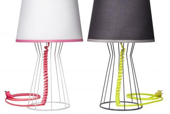 Luz, una lámpara con un diseño práctico y que no te...