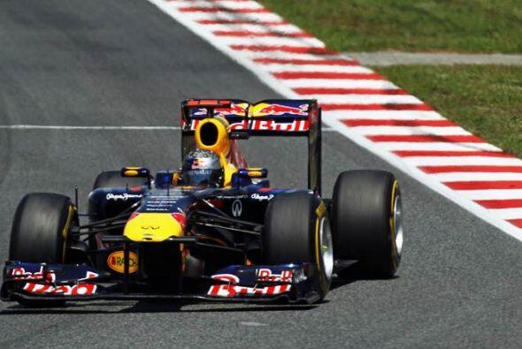 Sin embargo, el alemán de la Red Bull estuvo simplemente insupera...