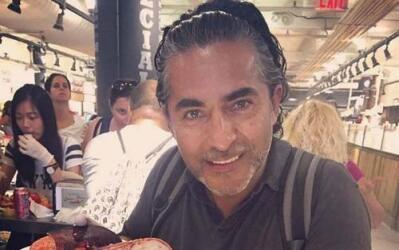 Raul Araiza comida